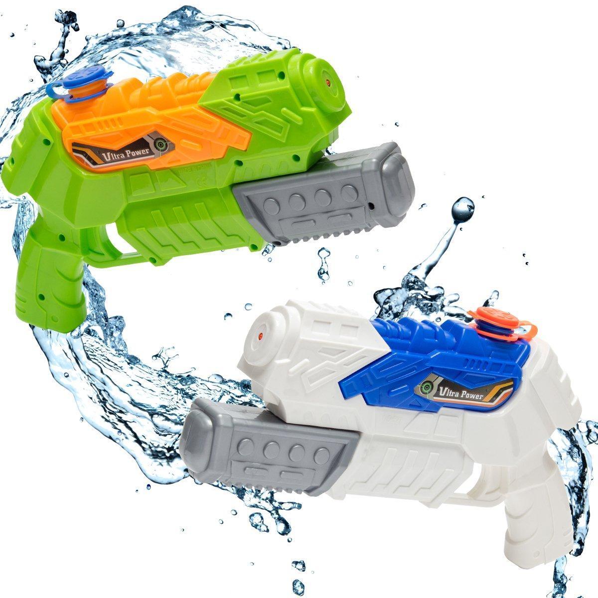 Набор из двух Детских водных Бластера  Water Blaster Super Soaker