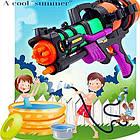 Детский Большой водный Бластер Big Super Shoot Soaker  Blaster, фото 2