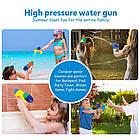 Набор из 4-х  Бластеров  Coogam mini Water Blaster, фото 6