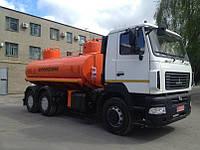 Новый автотопливозаправщик АТЗ-12 на шасси МАЗ-6312С5