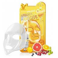 Elizavecca Vita Deep Power Ringer Mask Pack/ Витаминизированная тканевая маска для лица