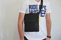 Мужская сумка Louis Vuitton через плечо, дроп и опт, брендовая, фото 1