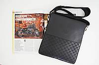 Мужская сумка Armani(армани) через плечо, барсетка, планшетка копия/реплика, дроп и опт, брендовая