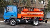 Новый топливозаправщик АТЗ-5 на шасси МАЗ-4371N2-542-011