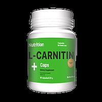 Жиросжигатель EntherMeal L-Carnitine в капсулах 60 капсул