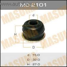 Пыльник шаровой опоры - MITSUBISHI MB808084