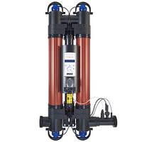 Elecro Ультрафиолетовая фотокаталитическая установка Elecro Quantum Q-130 с дозирующим насосом