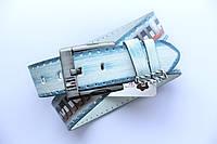 Кожаный ремень для джинсов Tommy Hilfiger, фото 1
