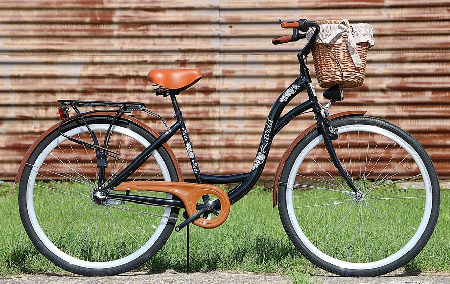 Велосипед Lavida CityLine 28 Nexus 3 Black Польща