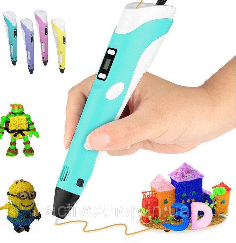 3D ручка 3D Pen-2 c LCD дисплеем