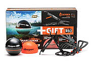 Cмарт-эхолот Deeper Pro+ Wifi + GPS Christmas Bundle
