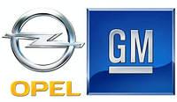 Радиатор охлаждения Опель Астра G (GM)