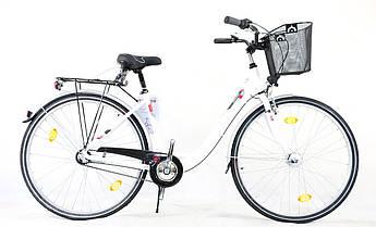 Велосипед Gratia 28 Nexus 3 Weiss by Sachsenring (Mifa) Німеччина