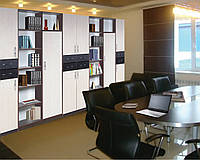 """Мебель для офиса и кабинета """"Орбита"""", мдф (Компанит)"""