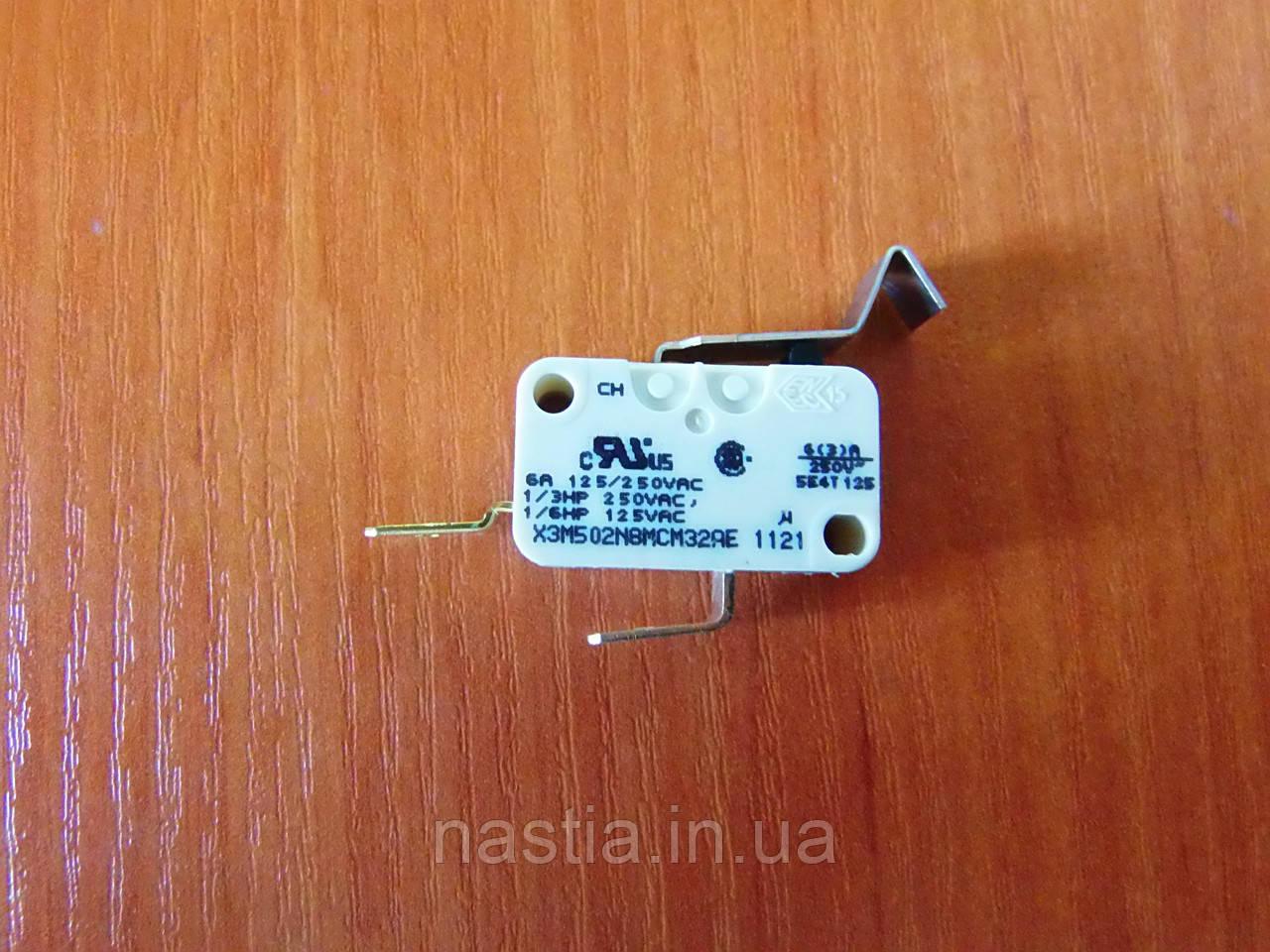 NE05.043 Мікропереключатель(відкриття гарячої води і пара), X3M502N8MCM32AE, Vienna