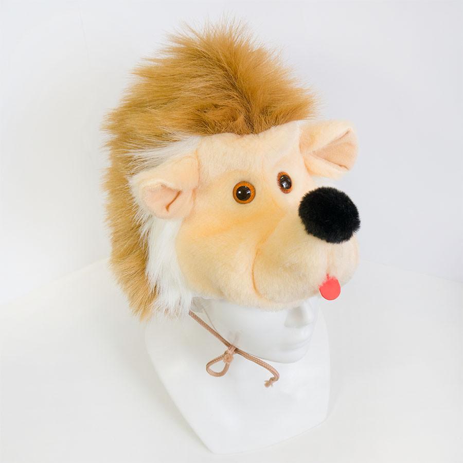 Маскарадная шапочка Kronos Toys Ёжик (zol_233)