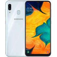 Мобильный телефон Samsung SM-A305F/64 (Galaxy A30 64Gb) White (SM-A305FZWOSEK)