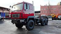 Новое полноприводное шасси МАЗ 6317F9-540-000