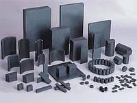Ферритовые магниты (FeSr, FeBa);