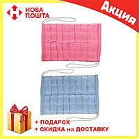 2 полотенца Loofa Cloth For Body Wash | мочалка для бани | набор полотенец, фото 1