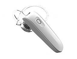 Bluetooth гарнитура HOOK B1 White (hub_BZqW32608_my)
