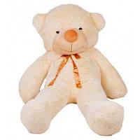 Мягкая игрушка медведь Тедди 200 см Кремовый (196-19112834)