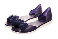 Балетки женские Rubbe 41 Фиолетовые, фото 1