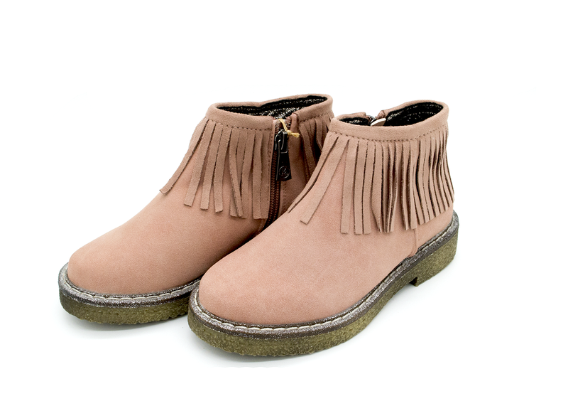 Ботинки Kylie Crazy 29 19 см Розовый (KK002 rosa)