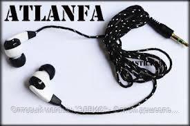 Стерео наушники ATLANFA AT-E1006
