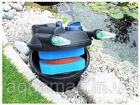 Напорный фильтр для пруда OASE FiltoСlear 3000 для пруда, водопада, водоема, каскада, фото 2