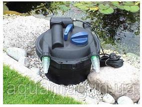 Напорный фильтр для пруда OASE FiltoСlear 3000 для пруда, водопада, водоема, каскада, фото 3