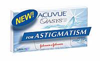 Контактная линза Acuvue Oasys for Astigmatism