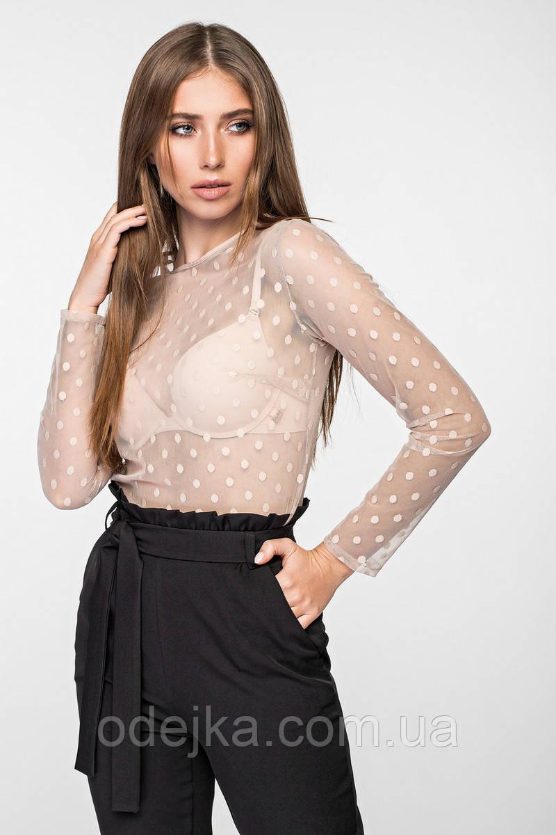 Блуза-сетка 21134