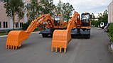 Новый колесный экскаватор Амкодор EW-1400, фото 3