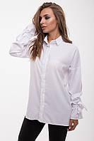Блуза деловая 495, (5 цв), офисная блуза, блуза для офиса, блуза в школу