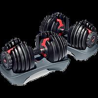 Гантели Bowflex 1090 от 5 до 40 кг
