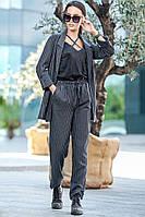 Костюм брючный Тина-2, (2цв), женский брючный костюм, нарядный костюм, деловой костюм женский, дропшиппинг
