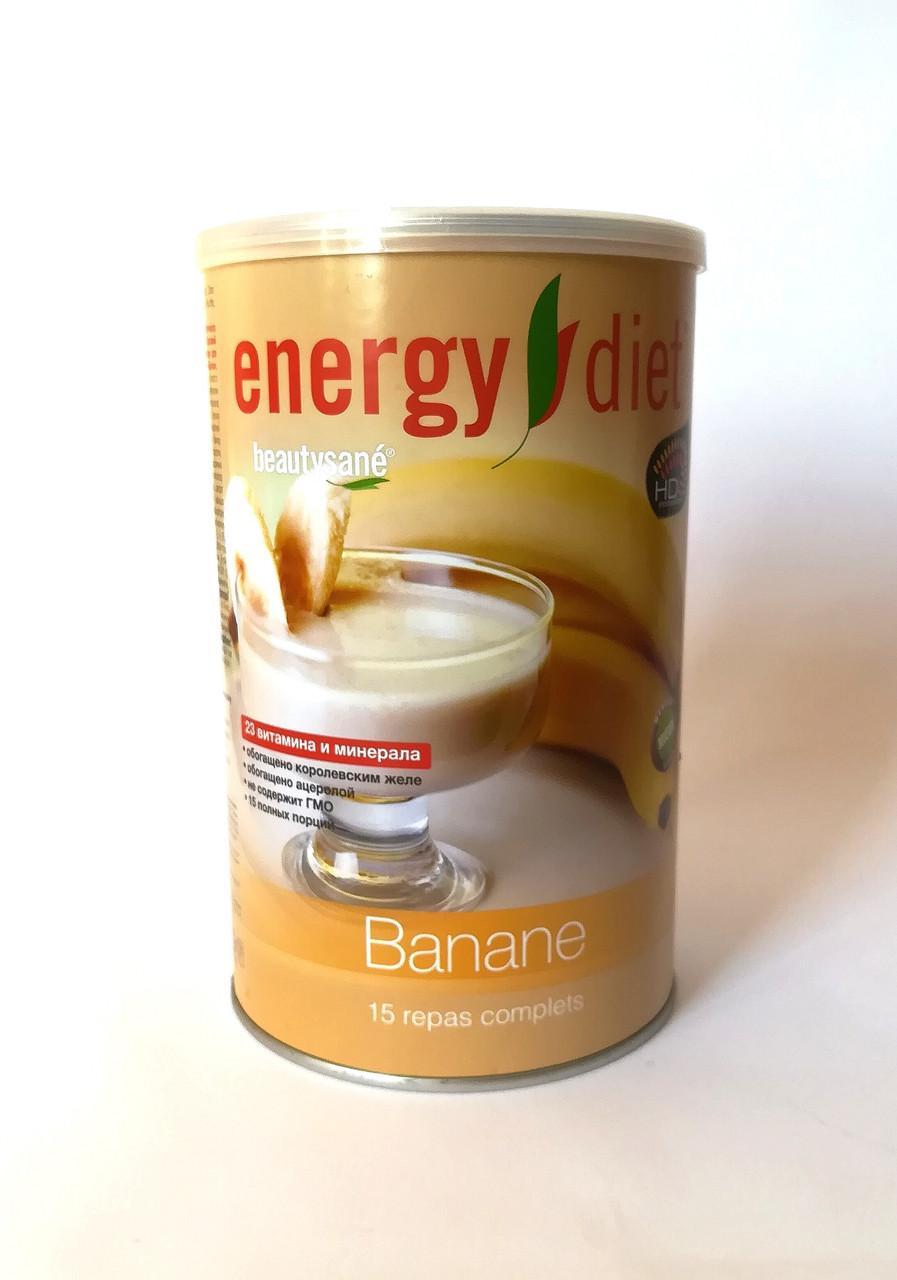Коктейль сбалансированное питание Energy Diet HD Банан 450 г (1124)