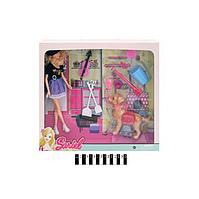 Кукла-скрипачка с собачкой Sariel 7726-A1 (53859)