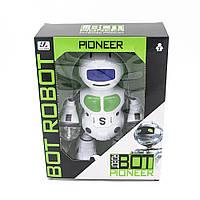 Интерактивный робот барабанщик Bot Robot 58645 Белый (51194)