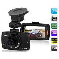 Видеорегистратор G30 Full HD 1080P 1 камера Черный