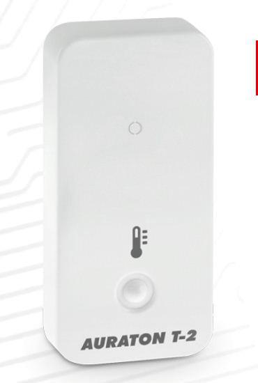 Auraton T2 - дополнительный беспроводной датчик температуры
