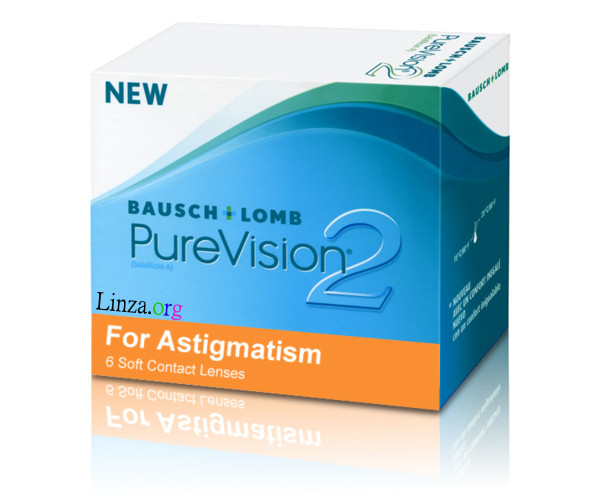 PureVision 2 HD for Astigmatism (1 месяц)