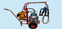 Доильный аппарат Березка-мото (бензин)