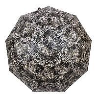 Зонт женский автомат Parachase MR-1717-2 Серый, фото 1