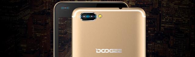 Смартфон Doogee X20