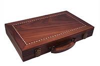 Набор Duke для игры в нарды Орех (AD1503-03)
