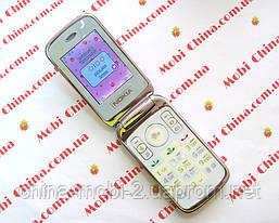 Копия  Nokia W888 dual sim - стильный телефон (нокиа 888), фото 2