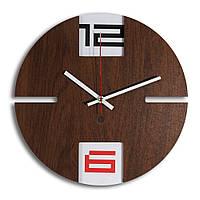 Настенные часы Декор Карпаты Loft Черный (UGT006B)