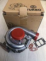 Турбокомпрессор  (турбина) ТКР К27-115-01Чешка (двигатель КАМАЗ 740.13, 740.14 автомобиль КАМАЗ-ЕВРО 1)Правая